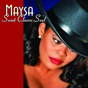 Maysa - Sweet klassisk Soul [CD] USA import