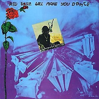Anthony Red Rose - rød Rose vil gøre dig dans [Vinyl] USA import
