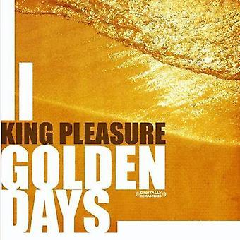 King Pleasure - Golden Days [CD] USA import