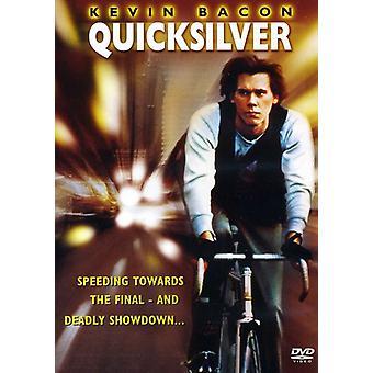 Quicksilver [DVD] USA import