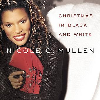 Nicole Mullen - jul i sort & hvid [CD] USA import