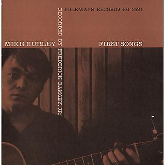 Michael Hurley - First Songs [CD] USA import