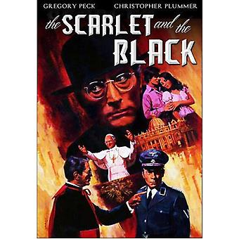 Scarlet & the Black [DVD] USA import