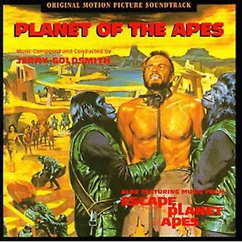 Various Artists - Planet of the Apes [CD] USA import
