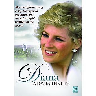 Diana: Une journée dans la vie [DVD] USA import