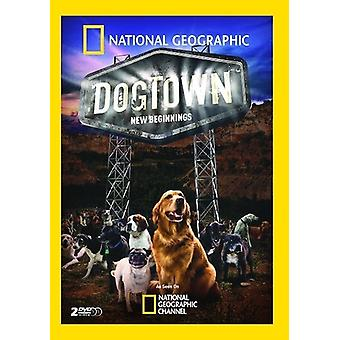 National Geographic: Dogtown - New Beginnings [DVD] USA import