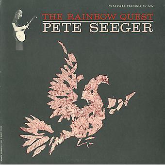 Pete Seeger - regnbågens Quest [CD] USA import