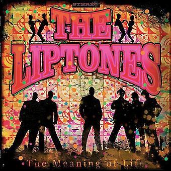 Liptones - betydningen af liv [CD] USA import