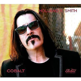 Holland K. Smith - kobolt [CD] USA importerer