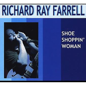 Richard Ray Farrell - sko håndbold kvinde [CD] USA import