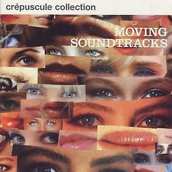 Bevægelige Soundtracks - flytte Soundtracks [CD] USA importerer