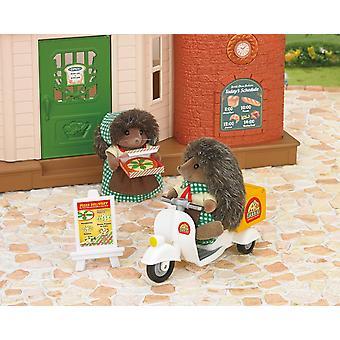 西尔瓦尼亚家庭比萨送货套装