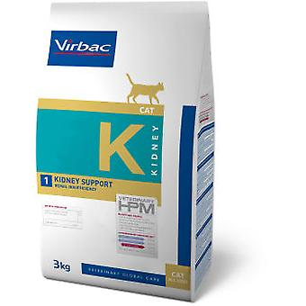 Virbac Veterinary HPM K1 Kidney Support (Cats , Cat Food , Dry Food)