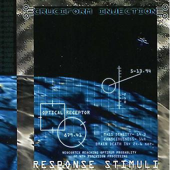 Korsformet injektion - svar Stimuli [CD] USA importerer