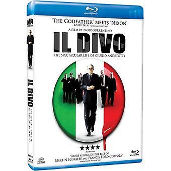 Il Divo - Il Divo [Blu-ray] [BLU-RAY] importazione USA