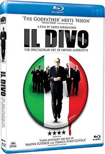 Il Divo - Il Divo [Blu-ray] [BLU-RAY] USA import