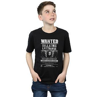 Harry Potter chłopców Bellatrix Lestrange chciał T-Shirt
