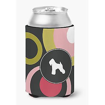 Wheaten Terrier Soft Coated Can or Bottle Beverage Insulator Hugger