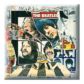 The Beatles Badge Anthology Album Cover Montage Official New Metal Lapel Pin