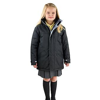 Leiden tot kinder Core Winter Parka-R207JY
