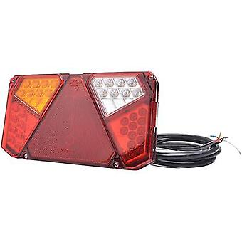 LEDs Trailer tail light Open cable ends left , rear 12 V, 24 V