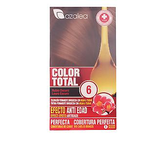Azalea Color Total Rubio Oscuro New Womens Sealed Boxed