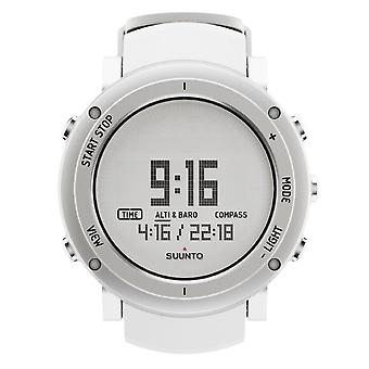 Suunto outdoor watches core aluminium pure white SS018735000