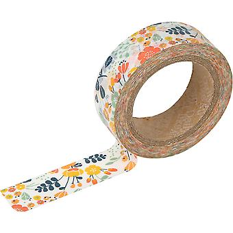 Love My Tapes Washi Tape 15mmx10m-Wedding Bouquet LMTW-T1S02
