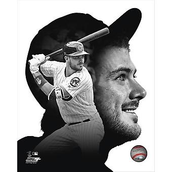 Kris Bryant profil Photo Print