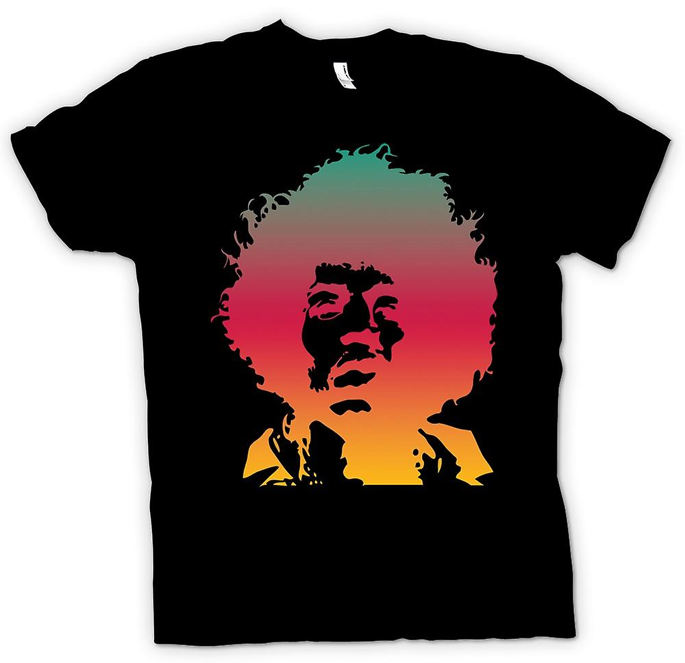 Kids T-shirt - Jimi Hendrix Cool Portrait