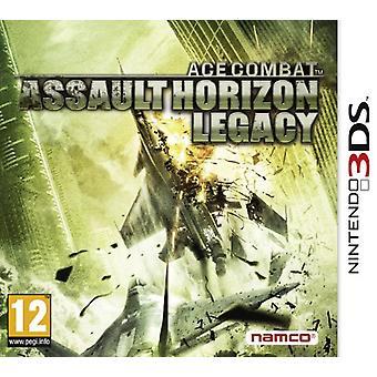 Ace Combat Assault Horizon Legacy (Nintendo 3DS)