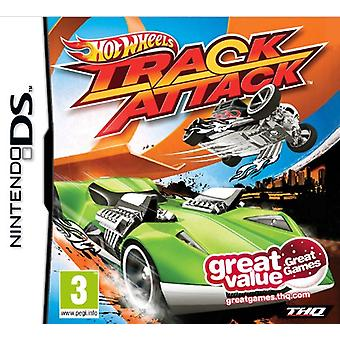 Hot Wheels Track Attack (Nintendo DS) - Factory Sealed