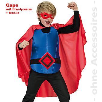Superheld Kostüm Kinder Rot Held Ninja Turtle Kinderkostüm