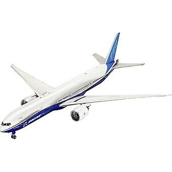 Revell 04945 Boeing 777-300ER Aircraft assembly kit 1:144
