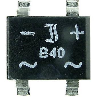 Diotec ABS10 Diode bridge SO 1000 V 0.8 A 1-phase