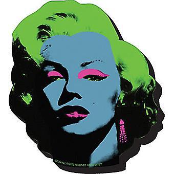 Marilyn Monroe Pop Art Chunky Thick Fridge Magnet