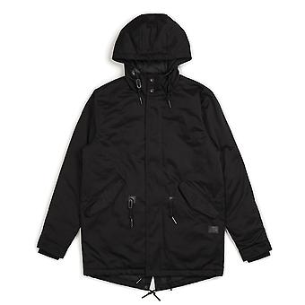 Brixton Monte Parka Jacket Black