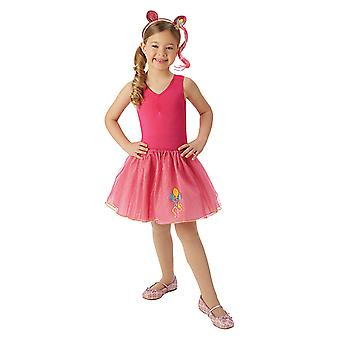 MLP pinkie pie Tutu set costume set for child My little pony