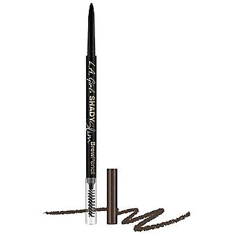 La Girl Slim Shady Eyebrow Pencil Brunette (Makeup , Eyes , Eyebrows)