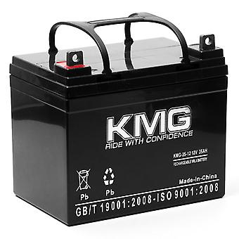 KMG 12V 35Ah Replacement Battery for Lorad Medical Systems RT125