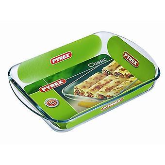 Pyrex Lasagne Schale 34x23cm.