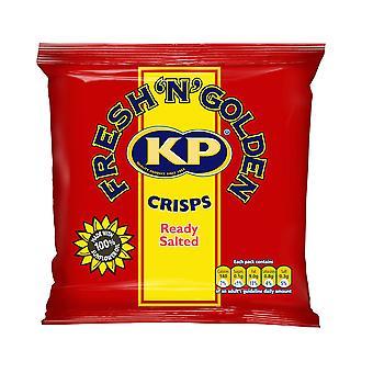 KP Crisps Ready Salted