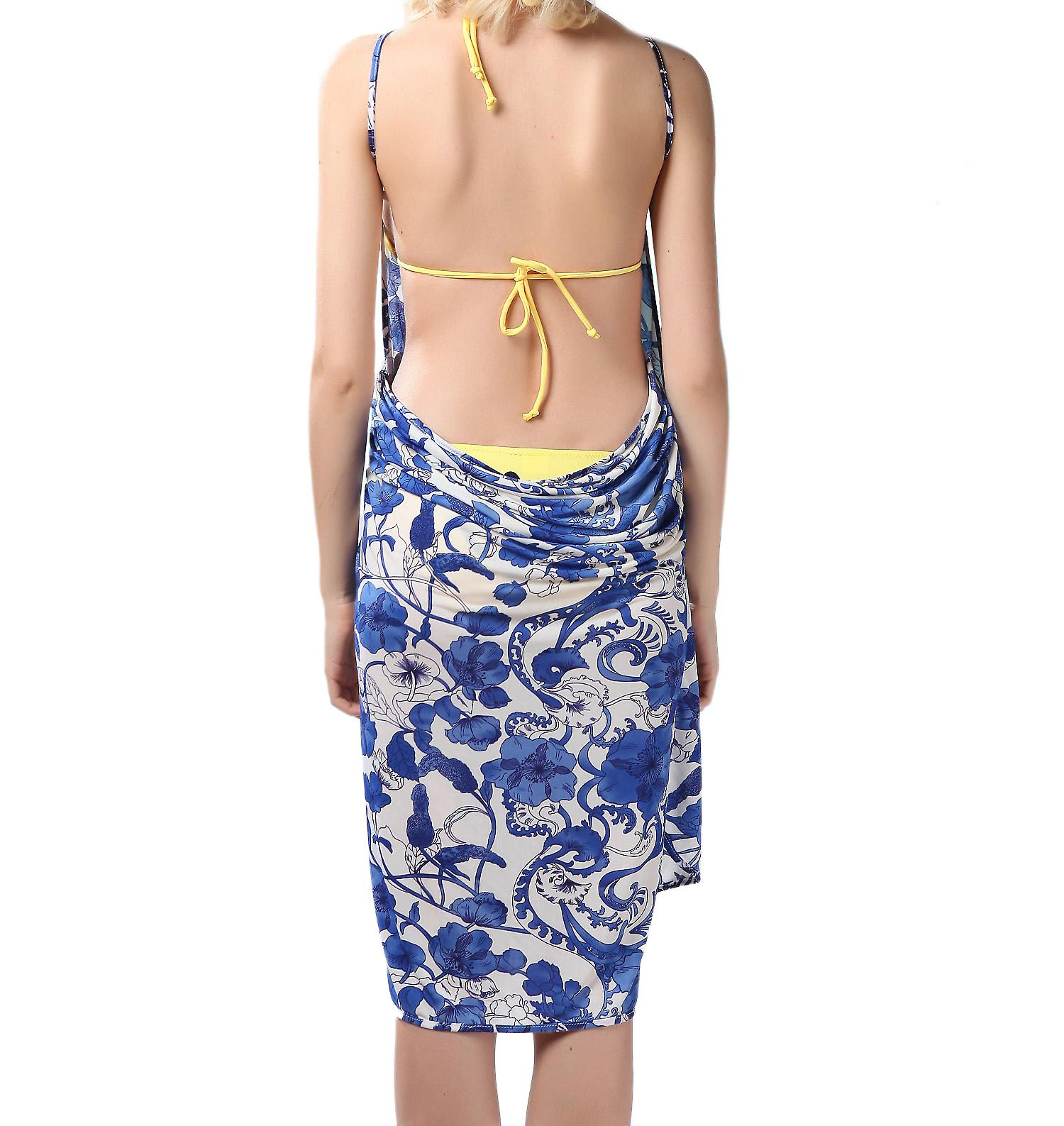 Waooh - Fashion - Sarong with floral prints
