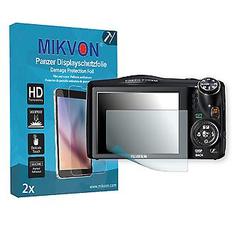 Fujifilm FinePix F775EXR Screen Protector - Mikvon Armor Screen Protector (Retail Package with accessories)