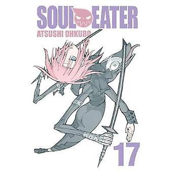 Soul Eater - v. 17 par Atsushi Ohkubo - livre 9780316244329
