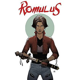 Romulus Volume 1 by Bryan Hill - 9781534301016 Book
