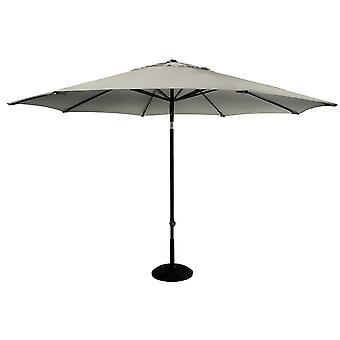 Hartman Sophie push up parasol Ø300 cm - misty grey