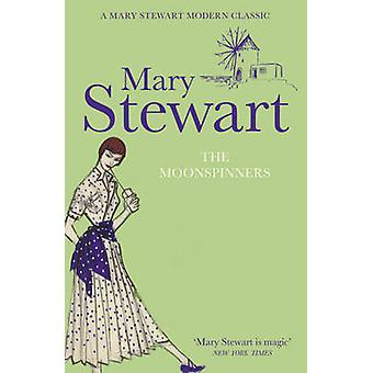 The Moonspinners by Mary Stewart - 9781444720488 Book
