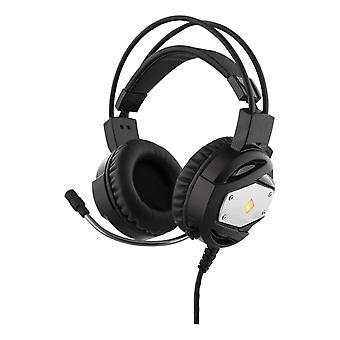 Stereo-Gaming-Kopfhörer mit LED-Beleuchtung