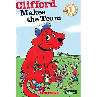 Clifford maakt het Team